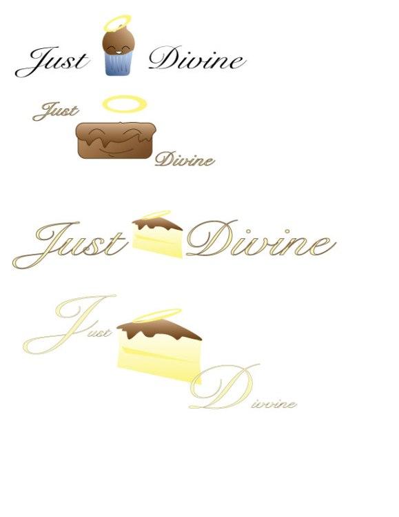 Just Divine logo contest